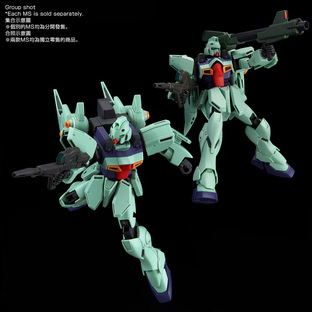RE/100 1/100 GUN BLASTER【Gift Included】