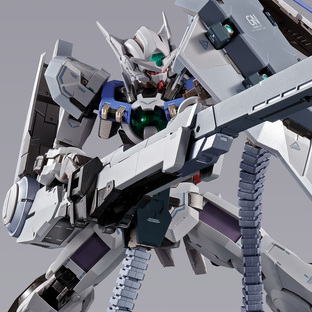 METAL BUILD GUNDAM ASTRAEA+PROTO GN HIGH MEGA LAUNCHER