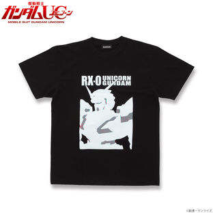 GUNDAM UC CHANGING color T-shirt