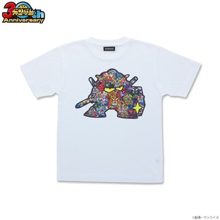 SD Gundam 30th Anniversary T-Shirt