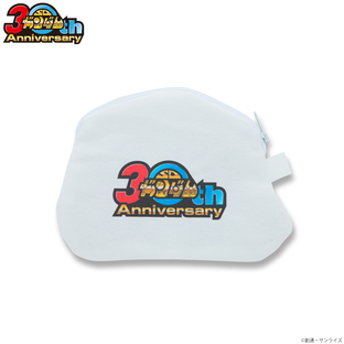 SD Gundam 30th Anniversary Pouch