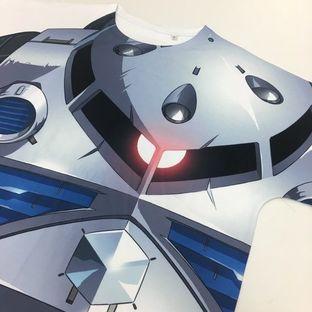 Mobile Suit Gundam MSN-07 All-Over Print T-shirt