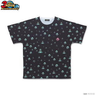 SD Gundam 30th Anniversary Zeon Army T-Shirt