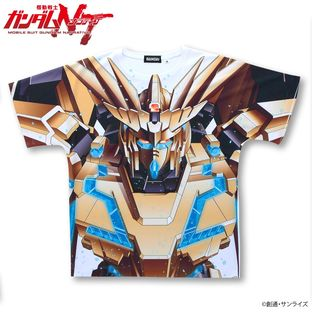 Mobile Suit Gundam Narrative All-Over Print T-shirt