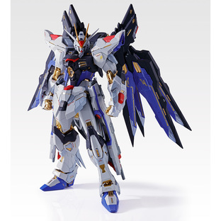 METAL BUILD STRIKE FREEDOM GUNDAM SOUL BLUE Ver.