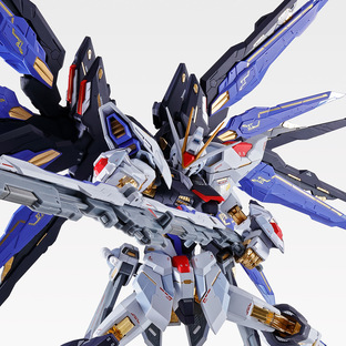 METAL BUILD STRIKE FREEDOM GUNDAM SOUL BLUE Ver.【Second Offer】
