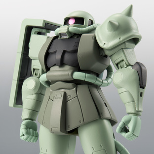 THE ROBOT SPIRITS <SIDE MS> MS-06 ZAKU II ver. A.N.I.M.E. -FIRST TOUCH 2500-