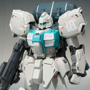THE ROBOT SPIRITS (Ka signature) <SIDE MS> NERO LUNAR LANDING TYPE MARKING PLUS Ver.