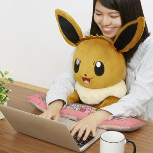 POKEMON PC CUSHION EEVEE II