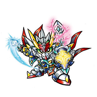 SD Gundam Gaiden Saddarc Knight Saga SP