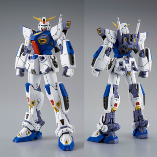 MG 1/100 GUNDAM F90 [Aug 2020 Delivery]