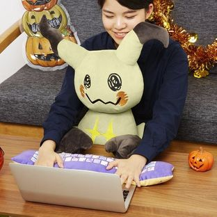 POKEMON PC CUSHION MIMIKYU [Oct 2019 Delivery]