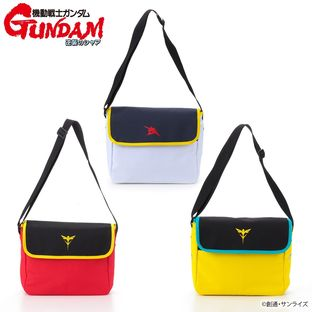 Mobile Suit Gundam Char's Counterattack messenger bag