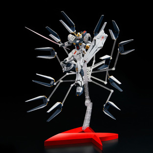 RG 1/144 EXPANSION PARTS for ν GUNDAM DOUBLE FIN FUNNEL CUSTOM UNIT [Mar 2021 Delivery]