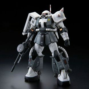 RG 1/144 MS-06R-1A ERIC MANTHFIELD'S ZAKU Ⅱ