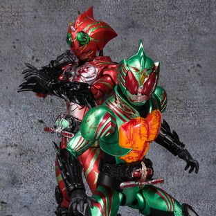 S.H.Figuarts KAMEN RIDER AMAZONS SAIGO NO SHINPAN SET[July 2019 Delivery]