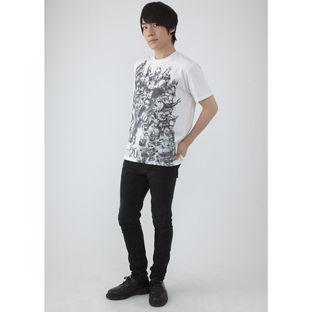 KAMEN RIDER ZI-O & HEISEI RIDER 20th anniversary T-shirt (designed by YOSHIHITO SUGAWARA)