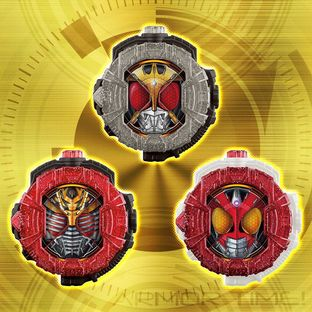 DX RIDEWATCH SET VOL. 1