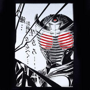 Kamen Rider Ryuki Climax Scene T-shirt