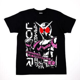 Kamen Rider W Climax Scene T-shirt - Kamen Rider Joker ver.