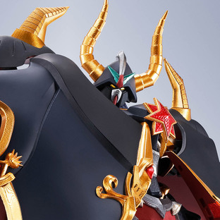 METAL ROBOT SPIRITS <SIDE MS> SATAN GUNDAM=MONSTER BLACK DRAGON(Real Type ver.)