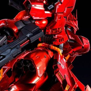 RG 1/144 SAZABI [SPECIAL COATING]