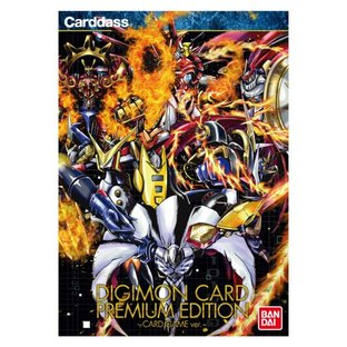 DIGIMON CARD PREMIUM EDITION [Mar 2020 Delivery]