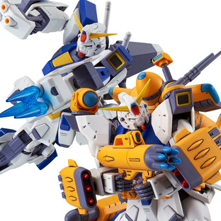 MG 1/100 MISSION PACK F TYPE & M TYPE for GUNDAM F90 [May 2020 Delivery]