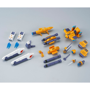MG 1/100 MISSION PACK F TYPE & M TYPE for GUNDAM F90 [Jun 2020 Delivery]