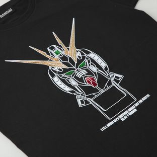 Mobile Suit Gundam: Char's Counterattack Hologram T-shirt