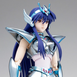 SAINT CLOTH MYTH Equuleus Kyoko & Equuleus power up cloth parts set