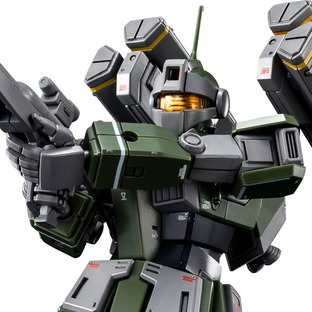 HG 1/144 GM SNIPER CUSTOM (with MISSILE LAUNCHER) [Sep 2020 Delivery]