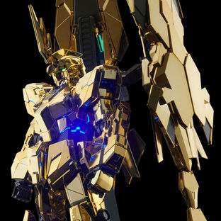 PG 1/60 NARRATIVE Ver. EXPANSION SET FOR UNICORN GUNDAM 03 PHENEX [May 2021 Delivery]
