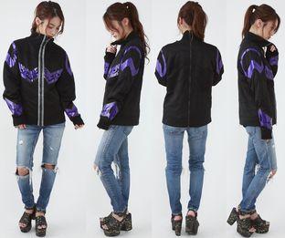 Sweatsuit Jacket — Kamen Rider W/beauty:beast Collection