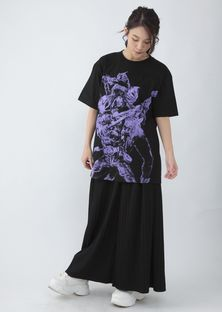 Sugahara Yoshihito Project Kamen Rider Hibiki T-Shirt (Kanto three demons)