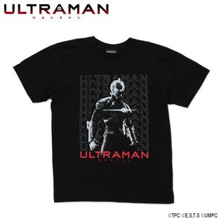 Animation Ultraman T-Shirt (Ultraman and logo)