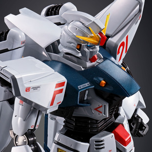 MG 1/100 GUNDAM F91 Ver.2.0 [TITANIUM FINISH] [Aug 2021 Delivery]