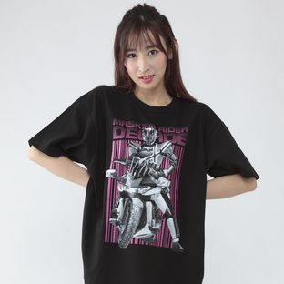 Yoshihito Sugahara Project Kamen Rider Decade And Machine Decader T-Shirt