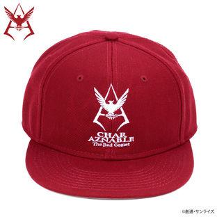 Mobile Suit Gundam Char Aznable Emblem Cap
