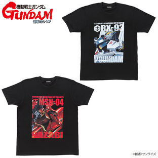 Mobile Suit Gundam: Char's Counterattack Full Color T-shirt