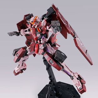 MG 1/100 GUNDAM DYNAMES(TRANS-AM MODE)[METALLIC GROSS INJECTION]