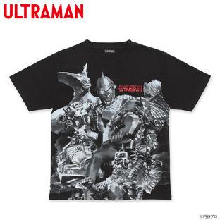 Yoshihito Sugahara Project Ultraman Series T-shirt