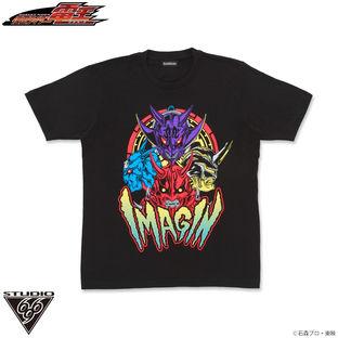 Imagins feat. STUDIO696 T-shirt