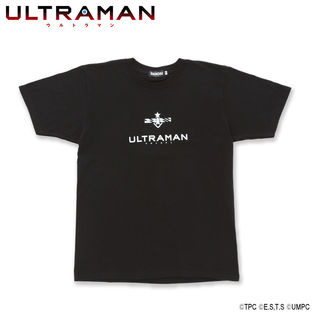 ULTRAMAN T-shirt - Title Logo and SSSP Logo ver.