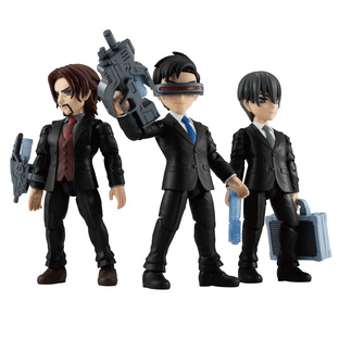 OFFICE WORKER KAWABATA PREFECT SET
