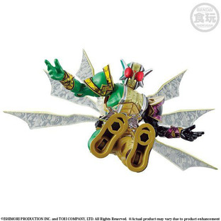 SO-DO CHRONICLE SO-DO KAMEN RIDER-W  E / G from hell with the wind