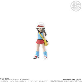 Pokemon Scale World Kanto Leaf & Clefable & Gengar [Feb 2020 Delivery]
