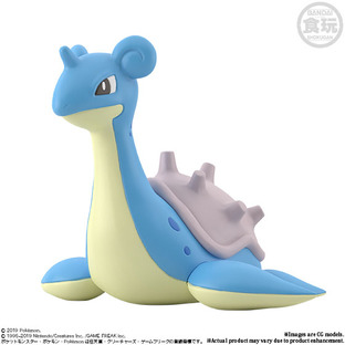 Pokemon Scale World Kanto SYLPH company set
