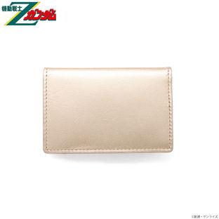 Mobile Suit Zeta Gundam MSN-00100 Business Card Case