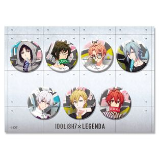 Pin Set—IDOLiSH7/LEGENDA Collaboration
